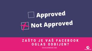 Facebook oglas